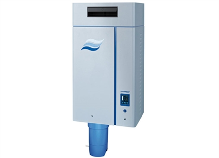 Condair RS steam humidifier with fan unit