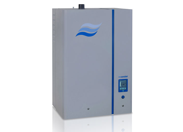 Electric steam humidifier